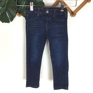 7FAM Seven For All Toddler Girl Skinny Jeans  3T